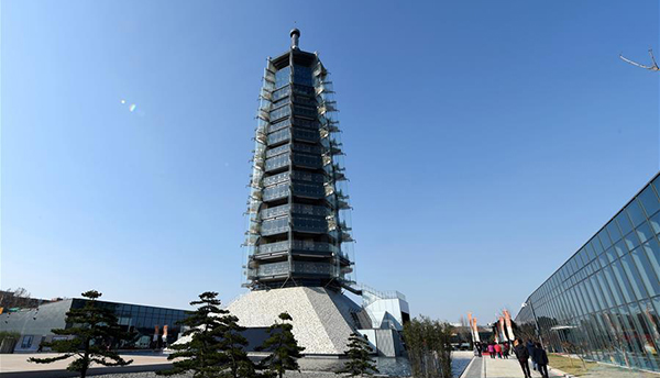 南京大报恩寺遗址公园开园