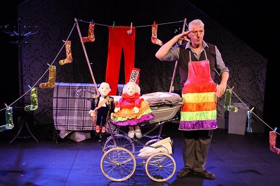 新年伊始,上海儿童艺术剧场就公布了新一年的演出