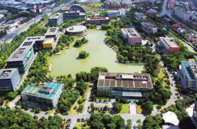 金桥蓝天国际社区,南汇工业园区,金桥临港综合区,崇明智慧岛产业园