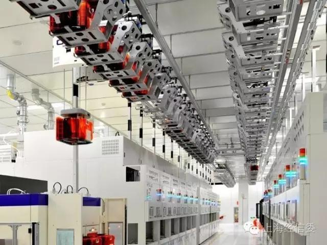 工艺为28-20-14纳米的12英寸集成电路芯片生产线,主要从事逻辑芯片