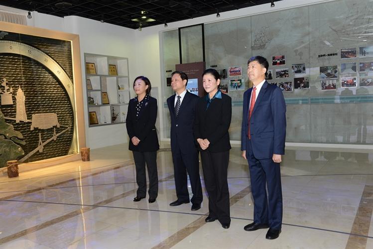 [海事法院]最高人民法院副院长贺荣到上海海事法院调研