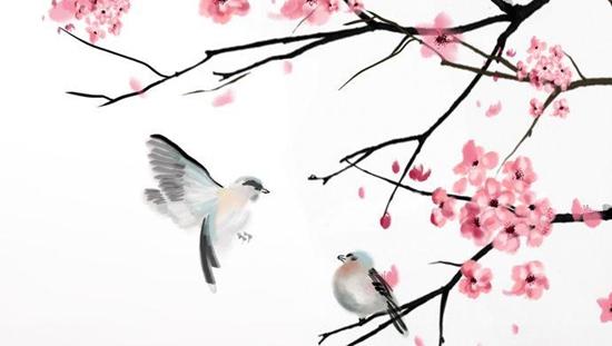 《诗经》的春天里:黄鹂,桃花,杨柳与恋歌