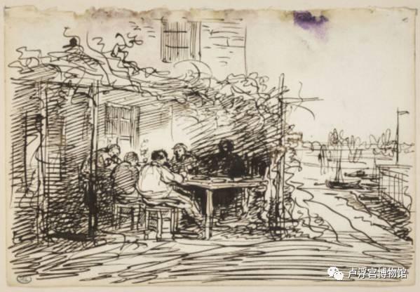 展览露天绘画,十九世纪上半叶自然绘画的变化10月16日在法国卢浮宫博物馆开幕,这次展览致力于探讨十九世纪时写生绘画在这一时段不同的呈现方式,以及这种看似无足轻重的绘画形式对整个绘画史的影响。      《弗拉斯卡蒂的风景》(Vue de Frascati),Achille Bnouville,, 1840,巴黎,卢浮宫博物馆   本次展览展示了法国十九世纪上半叶写生画的不统一性,尤其聚焦了一些领先的法国艺术人物如德拉克罗瓦,柯洛,夏塞里奥,瓦朗谢纳等,以及其他一些并不太为人所熟知的艺术家例如雕刻师
