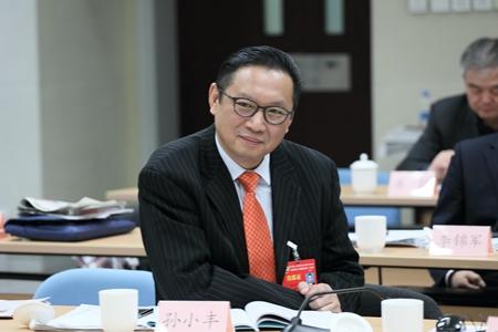 民建政协委员谈市政协常委会工作报告