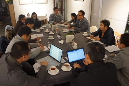 民建市委举行第六十二期参政议政沙龙(科技系