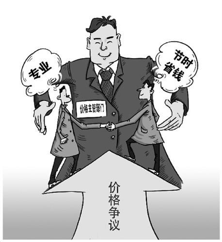 价格争议如何调解,青海立法规范