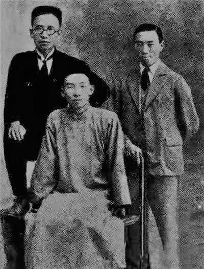 书画家钱瘦铁的谍报秘史(下)——上海党史网