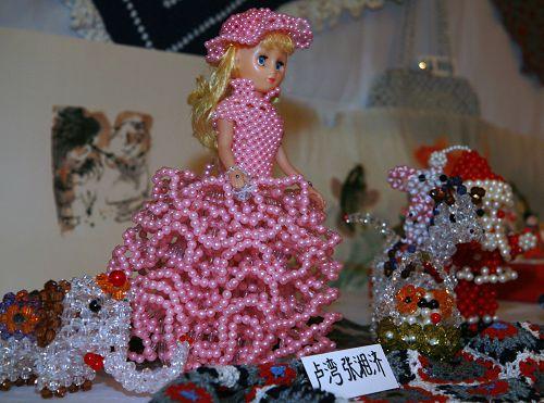张湘济的珠子编织