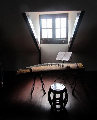 年轮古筝版曲谱单手